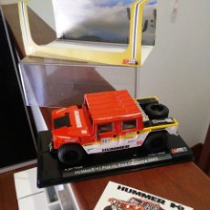 Scalextric: NUMERO 452/2500 HUMMER H1 BAJA CALIFORNIA POWER SLOT TIPO SCALEXTRIC. Lote 205530756