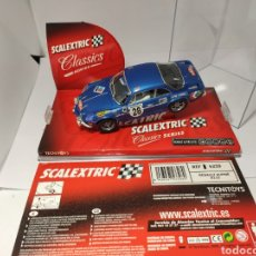 Scalextric: SCALEXTRIC RENAULT ALPINE A110 TECNITOYS REF. 6259. Lote 205538340