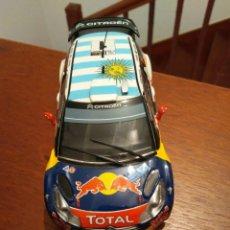 Scalextric: LOEB RALLY CITROEN DS3 WRC SCALEXTRIC NUEVO. Lote 205542672