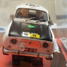 Scalextric: RENAULT 4L SCALEXTRIC EAST AFRICAN. Lote 205697881