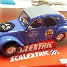 Scalextric: CITROEN 2 CV SAHARA SCALEXTRIC 6488 CLUB GRAZ. Lote 205698357