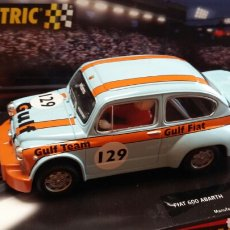 Scalextric: FIAT ABARTH SCALEXTRIC 6119 GULF. Lote 205698551