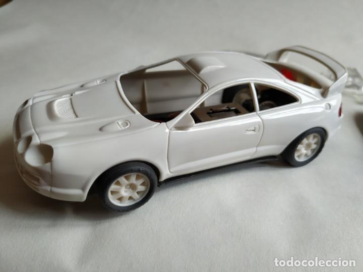 Scalextric: Toyota celica blanco - Foto 3 - 206229572