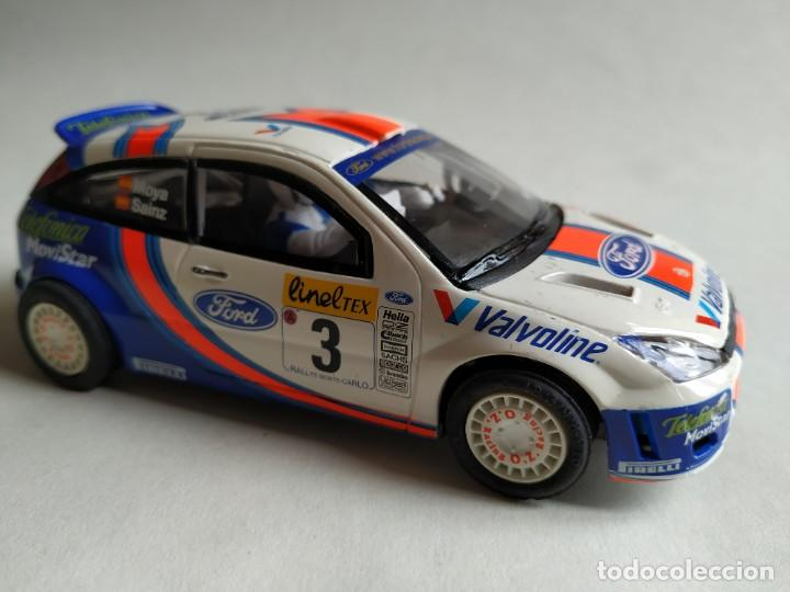 FORD FOCUS WRC (Juguetes - Slot Cars - Scalextric Tecnitoys)