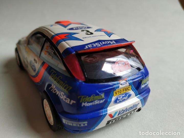 Scalextric: Ford Focus WRC - Foto 4 - 206230293