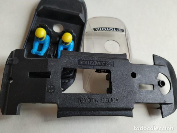 Scalextric: Toyota Celica despiece - Foto 2 - 206231776