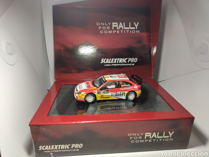 SCALEXTRIC PRO CITROEN XSARA WRC TECNITOYS REF. 5025 (Juguetes - Slot Cars - Scalextric Tecnitoys)