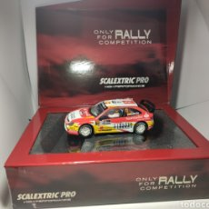 Scalextric: SCALEXTRIC PRO CITROEN XSARA WRC TECNITOYS REF. 5025. Lote 206235085