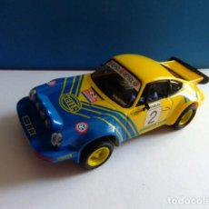 Scalextric: SCALEXTRIC PORSCHE CARRERA RS SIN MOTOR. Lote 206359150