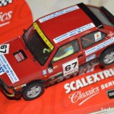Scalextric: SEAT FURA - SCALEXTRIC CLASSICS SERIES TECNITOYS REF. 6313 - ESTADO EXCELENTE - ¡MIRA FOTOGRAFÍAS!. Lote 206813632