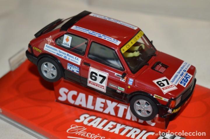 Scalextric: SEAT FURA - Scalextric CLASSICS Series Tecnitoys Ref. 6313 - Estado EXCELENTE - ¡Mira fotografías! - Foto 5 - 206813632