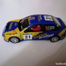 Scalextric: COCHE SCALEXTRIC TECNITOYS SEAT CORDOBA WRC. Lote 206925958