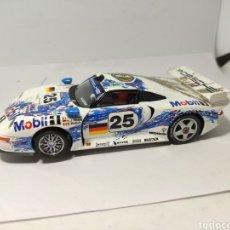 Scalextric: SCALEXTRIC PORSCHE 911 GT1 ALTAYA. Lote 207024067