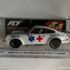 Scalextric: SCALEXTRIC FLY PORSCHE 911 2020 ESPECIAL EDITION TRIBUTE REF. E2010. Lote 207062056