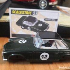 Scalextric: CARROCERIA CON MOTOR DEL COCHE MERCEDES 250 SL TECNITOYS ALTAYA CON CERTIFICADO. Lote 207066593