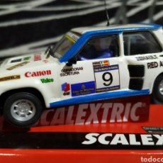 Scalextric: RENAULT 5 MAXI TURBO SCALEXTRIC. Lote 207123243