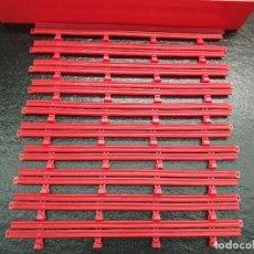 Scalextric: SCALEXTRIC - 10 VALLAS DE CIRCUITO - TECNITOYS. (ENVÍO 2,40€). Lote 208794631