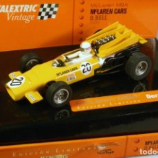 Scalextric: SCALEXTRIC VINTAGE. MCLAREN M9A 1969. Lote 208801598