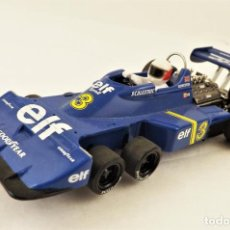Scalextric: SCALEXTRIC TECNITOYS TYRRELL P34 SHECKTER. Lote 209401238