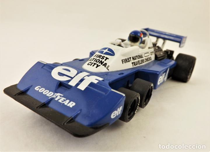 SCALEXTRIC TECNITOYS TYRRELL P34 DEPAILLER (Juguetes - Slot Cars - Scalextric Tecnitoys)