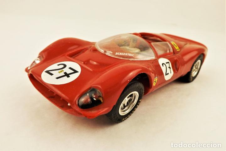 SCALEXCTRIC TECNITOYS FERRARI GT 330 (Juguetes - Slot Cars - Scalextric Tecnitoys)