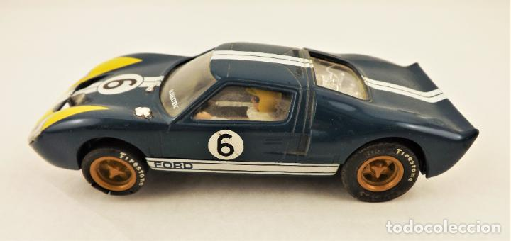 Scalextric: Scalexctric Ford GT ref C-35 - Foto 2 - 209908031