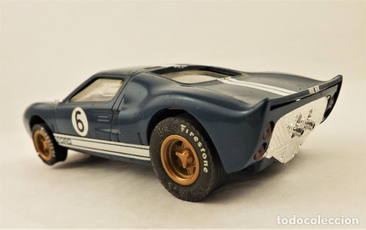 Scalextric: Scalexctric Ford GT ref C-35 - Foto 3 - 209908031