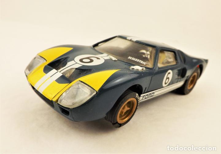 Scalextric: Scalexctric Ford GT ref C-35 - Foto 1 - 209908031