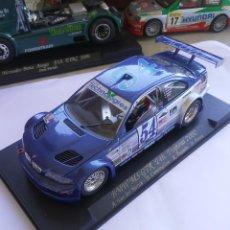Scalextric: BMW M3 GTR 24H DAYTONA 2002 FLY SLOT.TIPO SCALEXTRIC. Lote 210019292