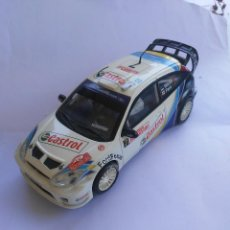 Scalextric: FORD FOCUS WRC SCALEXTRIC RALLY MONTE CARLO. Lote 210022078