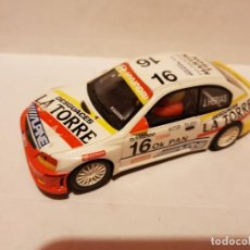 Scalextric: HYUNDAY ACCENT SCALEXTRIC FUNCIONANDO. Lote 210072332