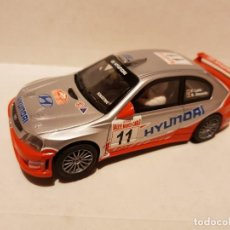 Scalextric: HYUNDAY ACCENT SCALEXTRIC FUNCIONANDO. Lote 210072356