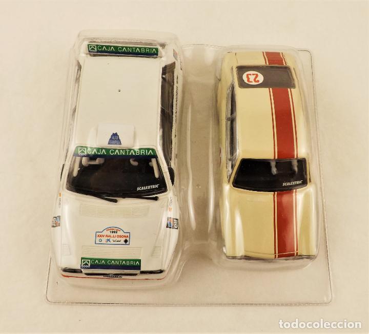 Scalextric: Slot Carrocerías Seat 850 coupe y Lancia - Foto 2 - 210286873