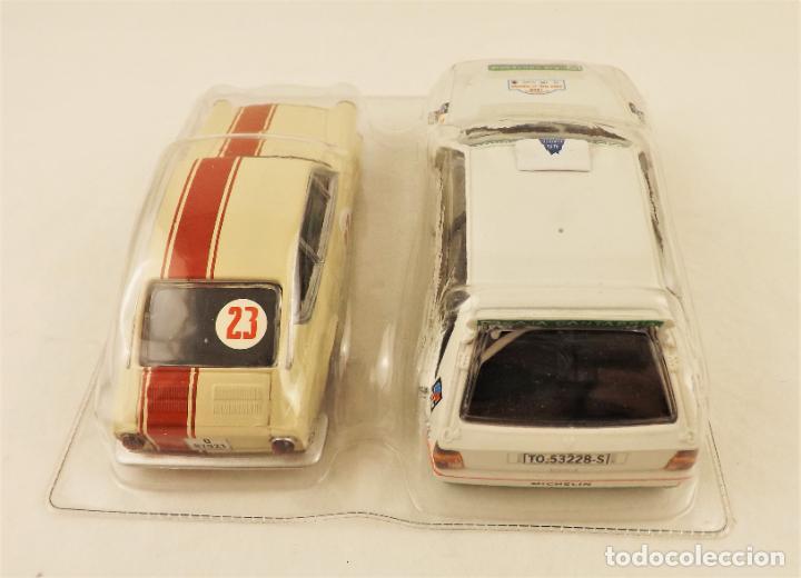 Scalextric: Slot Carrocerías Seat 850 coupe y Lancia - Foto 3 - 210286873