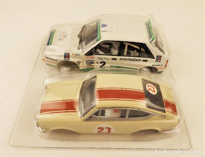 Scalextric: Slot Carrocerías Seat 850 coupe y Lancia - Foto 4 - 210286873
