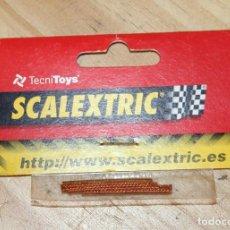 Scalextric: SCALEXTRIC - TECNITOYS - 4 TRENCILLAS - NUEVA Y EN SU BLISTER - REF. 8614. Lote 210315838