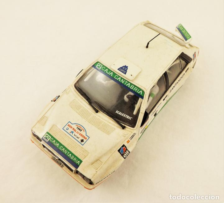 Scalextric: Carroceria Slot Lancia Delta HF Chus Puras - Foto 2 - 210344476