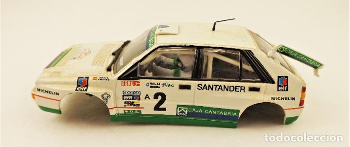 Scalextric: Carroceria Slot Lancia Delta HF Chus Puras - Foto 3 - 210344476