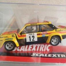 Scalextric: FIAT 131 MOUTON, MONTECARLO. Lote 210423653