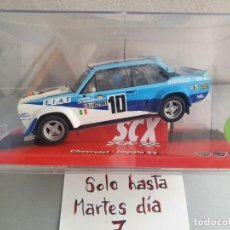Scalextric: FIAT 131 WALTER ROLL. Lote 210423932