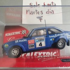Scalextric: FORD ESCORT MKII EATON YALE. Lote 210424202
