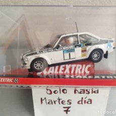 Scalextric: FORD MK II MAKINEN. Lote 210426067