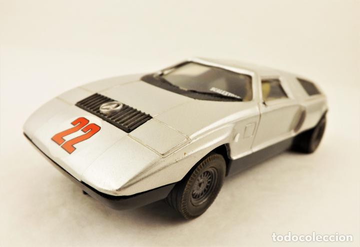 SCALEXCTRIC MERCEDES C-111 (TECNITOYS) (Juguetes - Slot Cars - Scalextric Tecnitoys)
