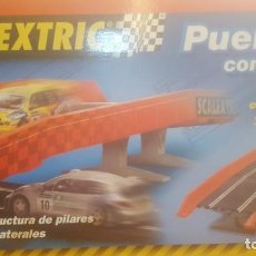Scalextric: SCALEXTRIC, PUENTE COMPLETO. Lote 210955834