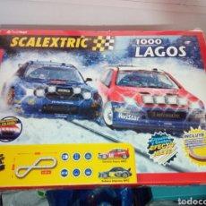 Scalextric: SCALEXTRIC. CIRCUITO 1000 LAGOS. TECNITOYS. Lote 211507387