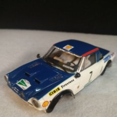 Scalextric: CARROCERÍA FIAT ABARTH 124, SCALEXTRIC. Lote 211760142