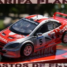 Scalextric: PEUGEOT 307 WRC ESCALA 1:32 DE SCALEXTRIC EN CAJA. Lote 211820071