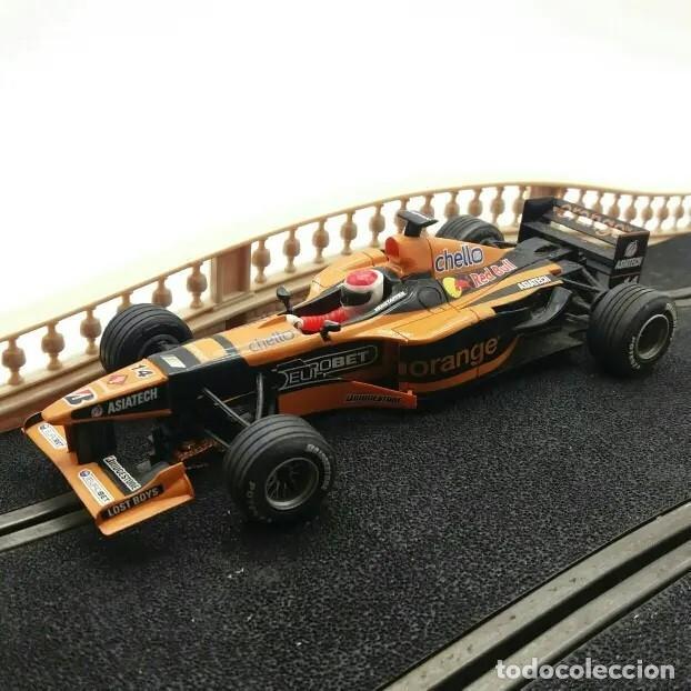 SCALEXTRIC ARROWS F1 VERSTAPPEN DE TECNITOYS (Juguetes - Slot Cars - Scalextric Tecnitoys)
