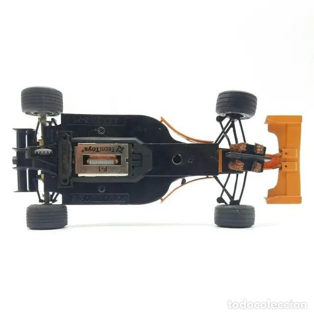 Scalextric: Scalextric Arrows F1 Verstappen de Tecnitoys - Foto 4 - 212527891