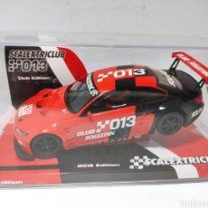Scalextric: SCALEXTRIC BMW M3 GT2 CLUB SCALEXTRIC 2013. Lote 213165250